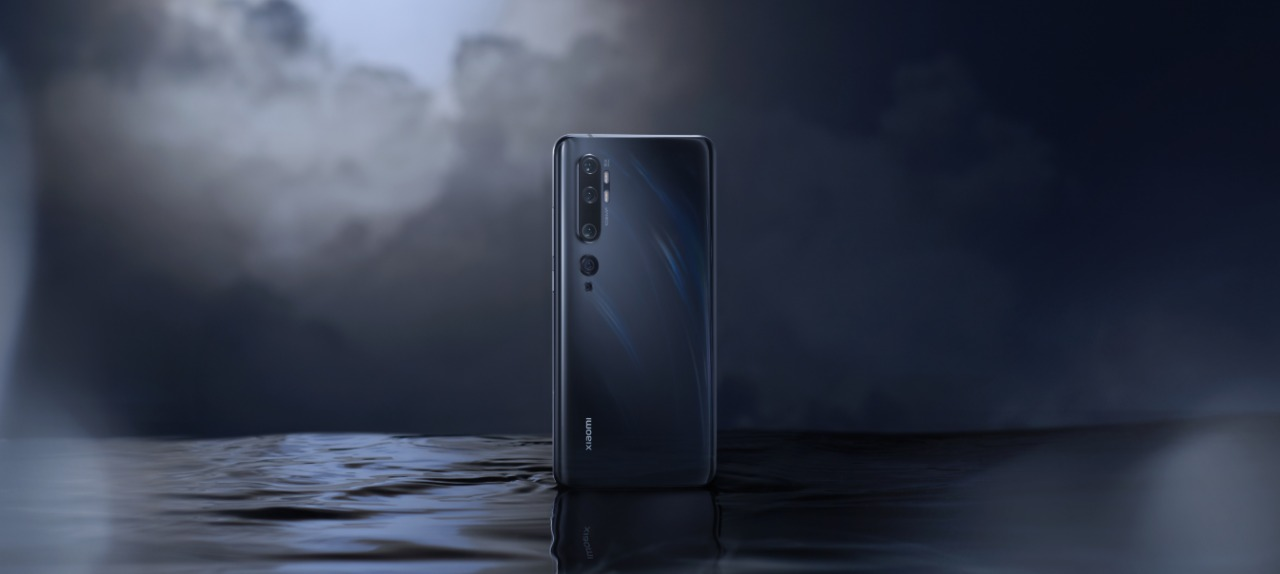 Mi Note 10 Lite launched in Europe!