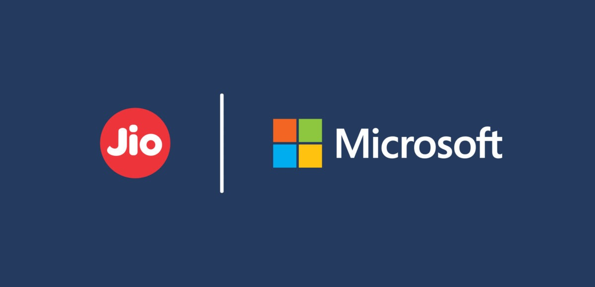After Facebook, now Microsoft might invest in Jio.