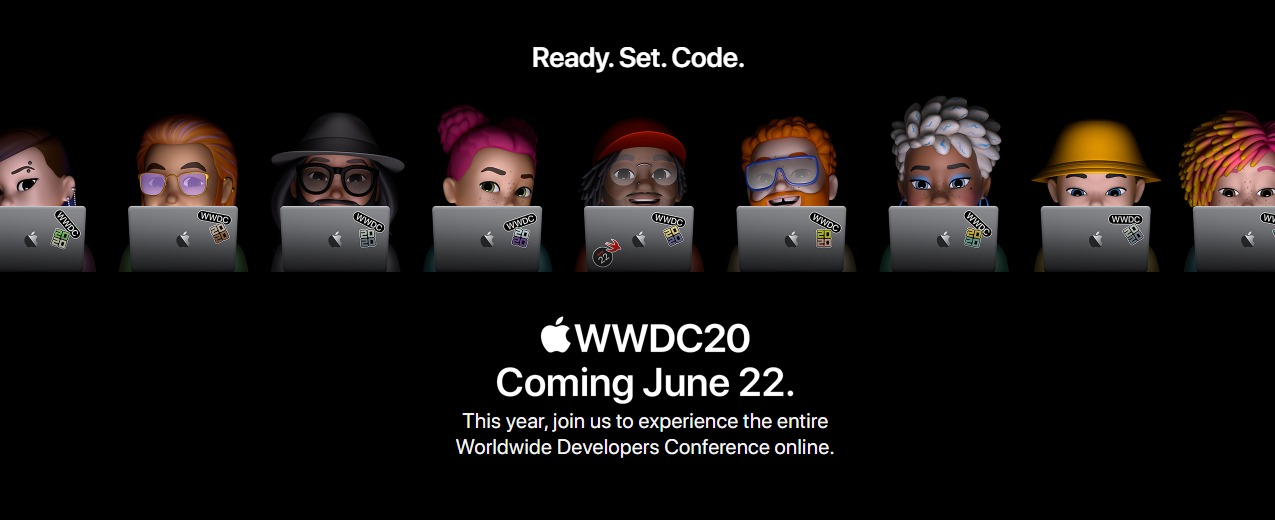 Apple's all-online WWDC 2020 starts on June 22.