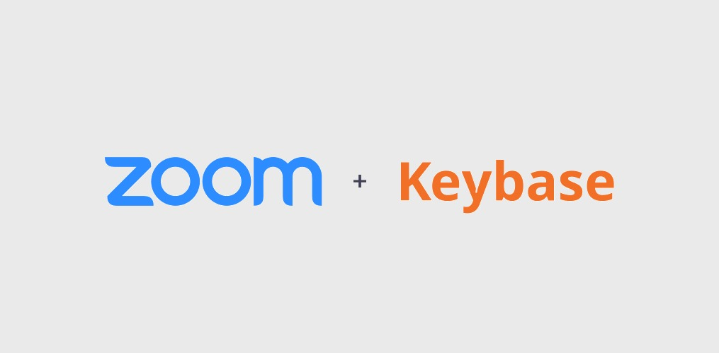 Zoom acquires security startup Keybase!
