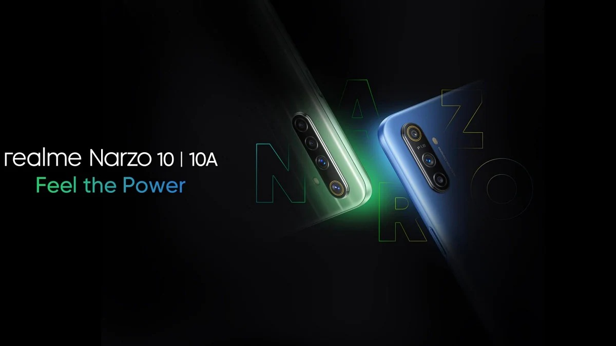 Realme Narzo series final leaks before launch.