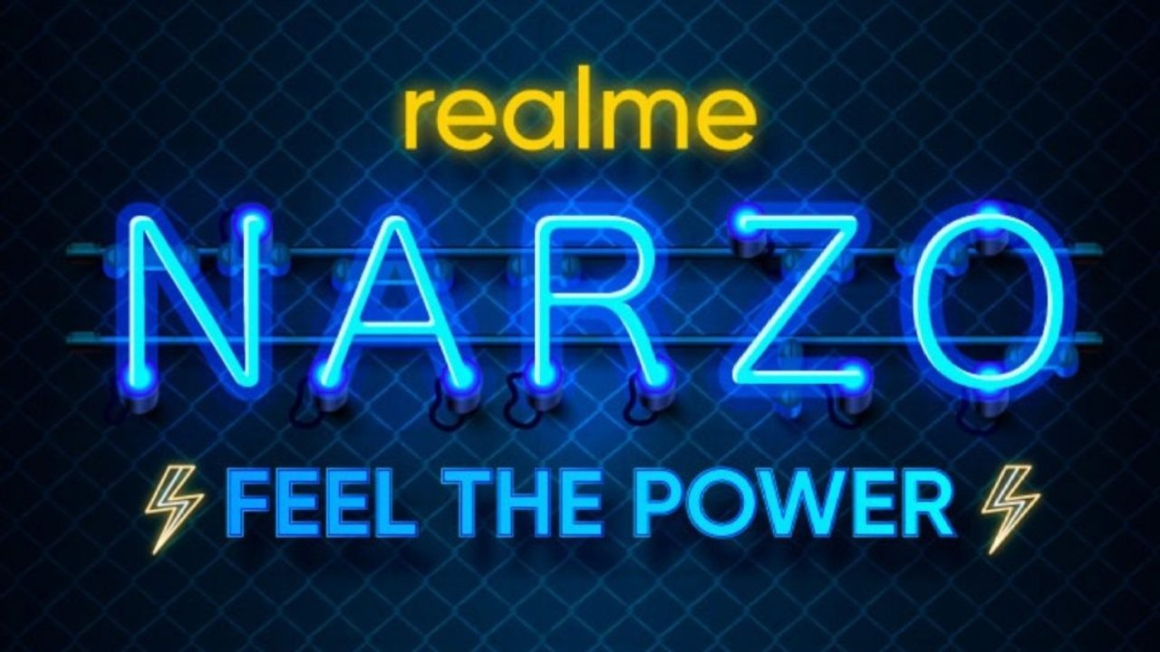Realme launches the Narzo series in India starting from ₹8,499