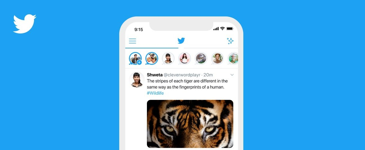 Fleets: Twitter's version of Instagram Stories. Rolls out in India.