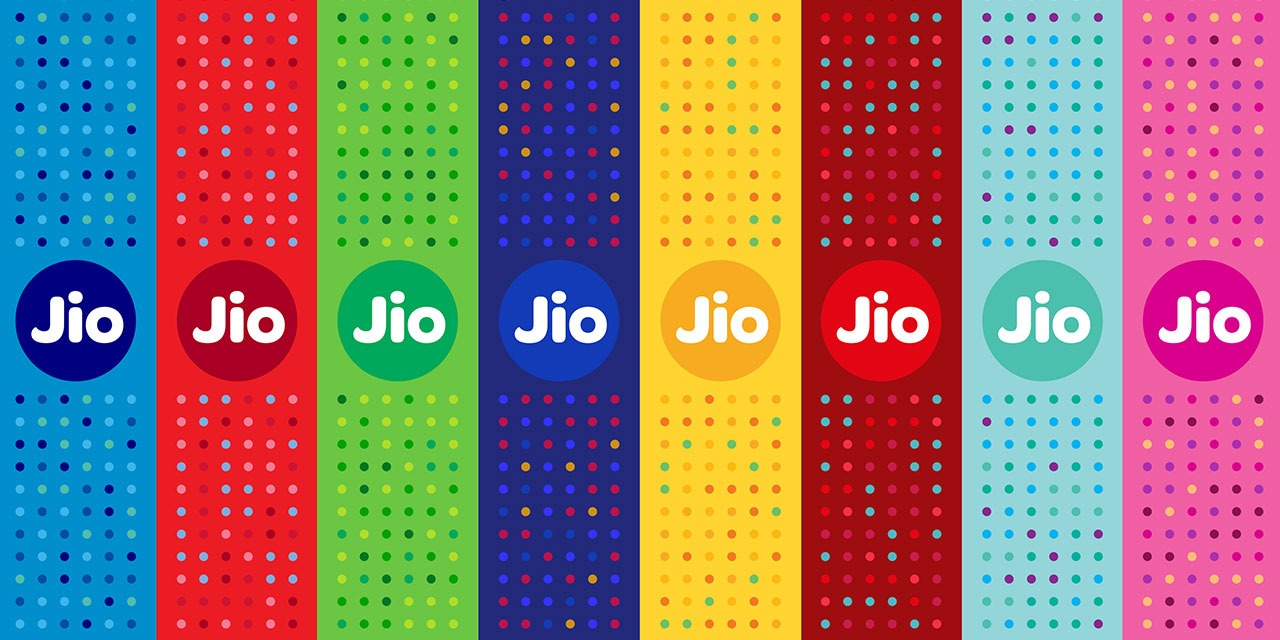 Jio in 2020.