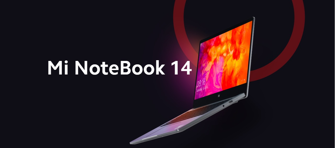 Xioami launches the Mi NoteBook 14 in India starting from Rs. 41,999.