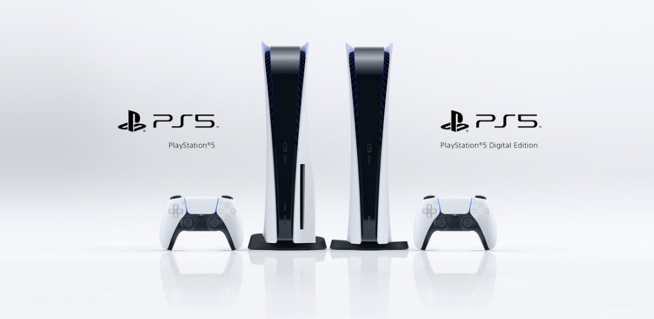 The PlayStation 5 is here!