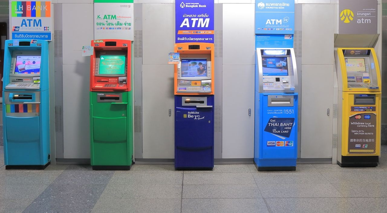 Contactless ATMs coming soon in India.
