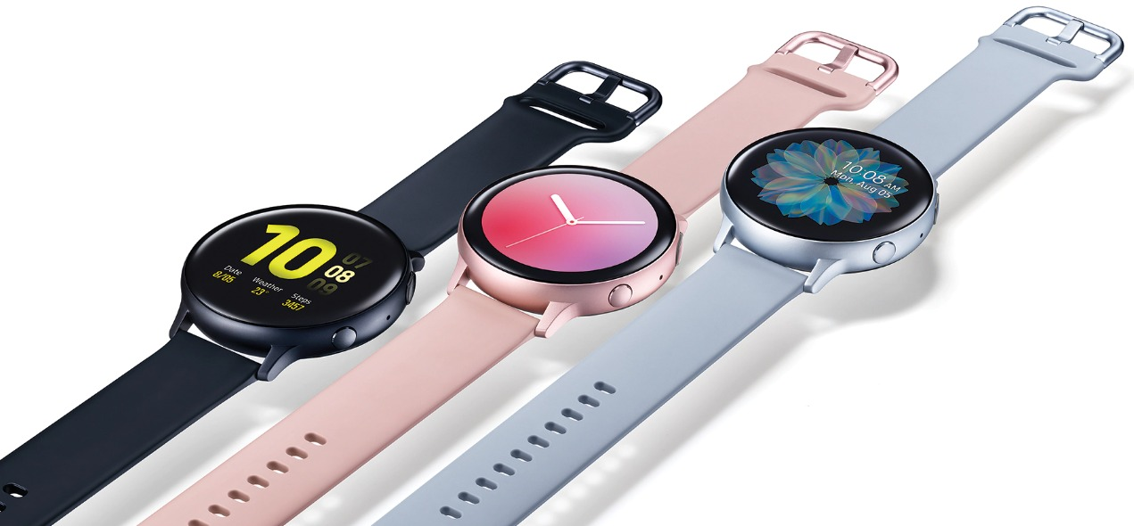 Galaxy Watch Active2 colors