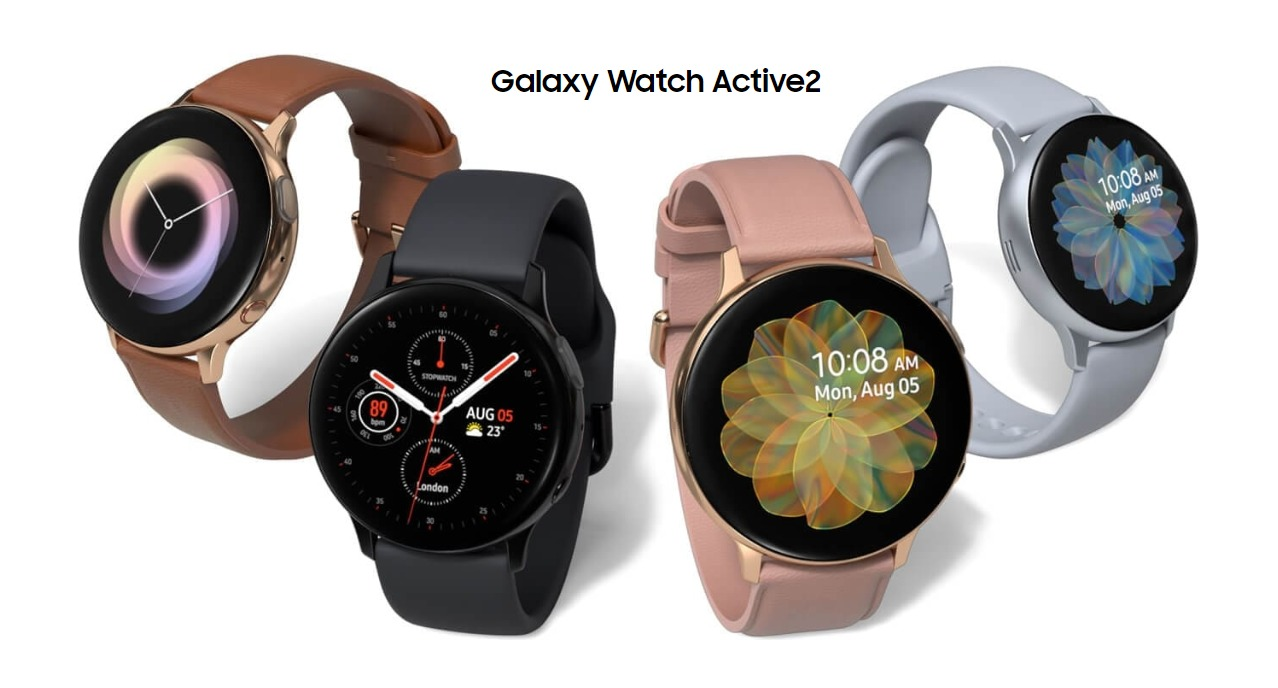 Samsung's Galaxy Watch Active 2 Announcements.