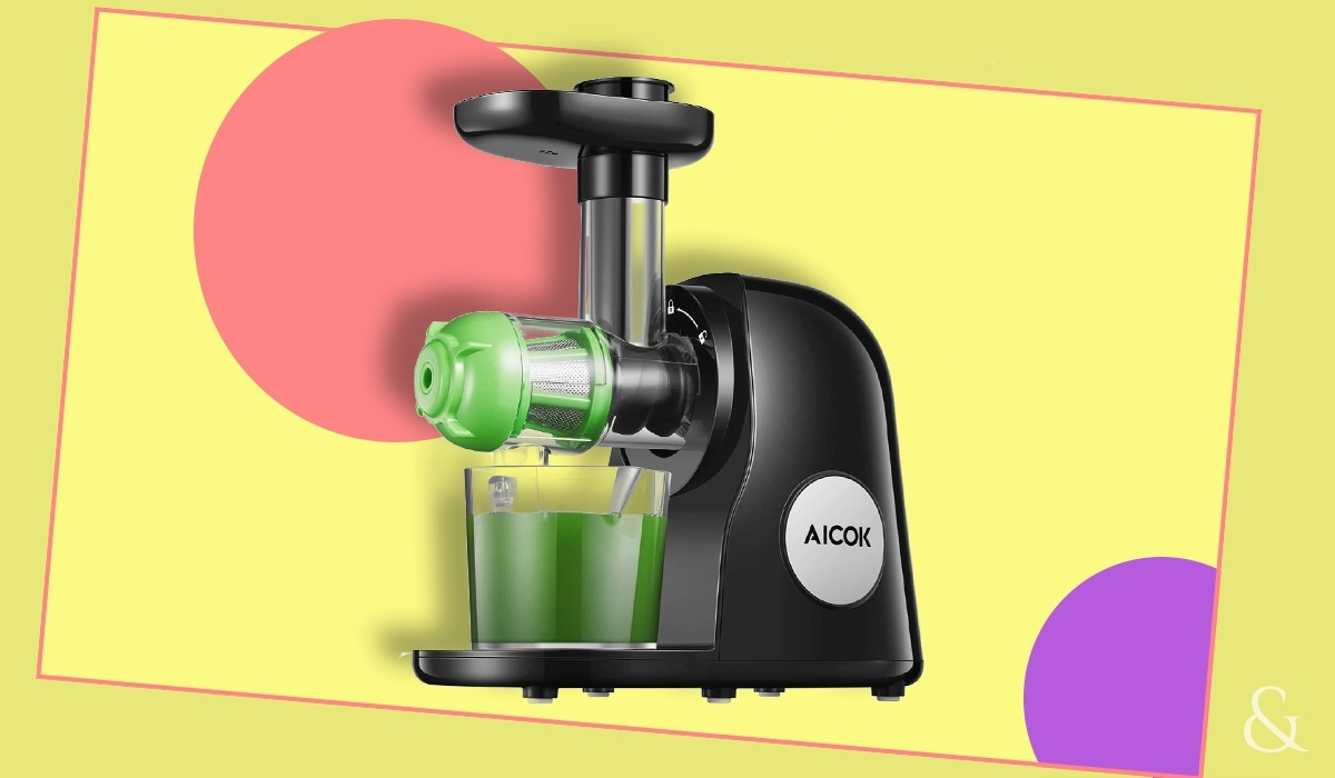 Aicok Slow Masticating Juicer Review: All For The Price.