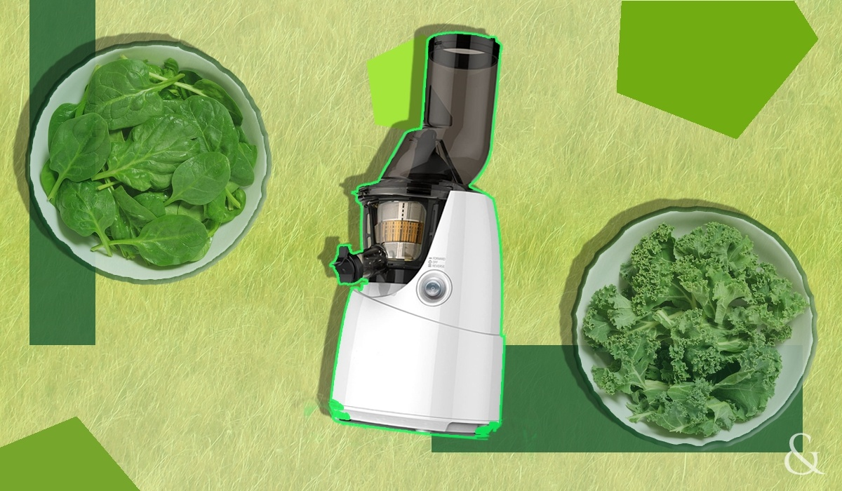 Best Juicers For Kale And Spinach